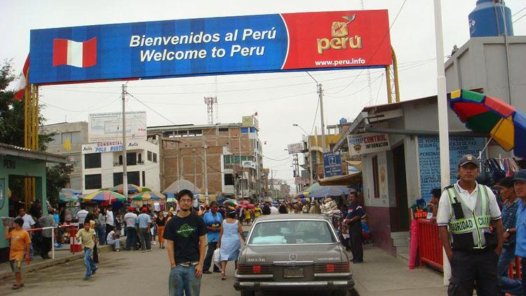 Crossing Borders in South America