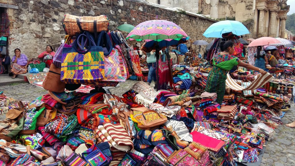 Haggle to get the best price in local markets