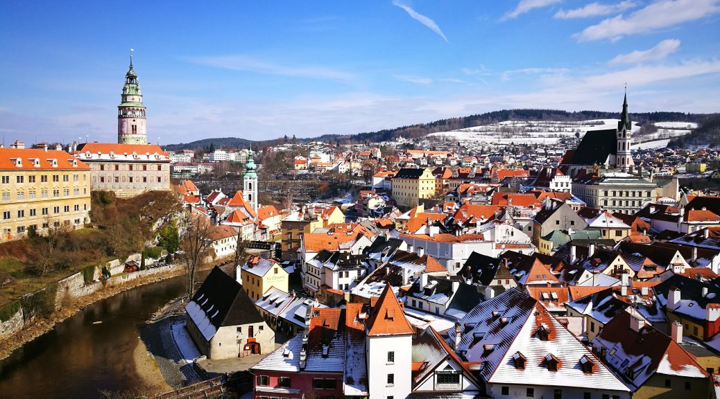 Fairytale Cesky Krumlov is a couple of hours away from Prague - Prague to Cesky Krumlov Day Trip