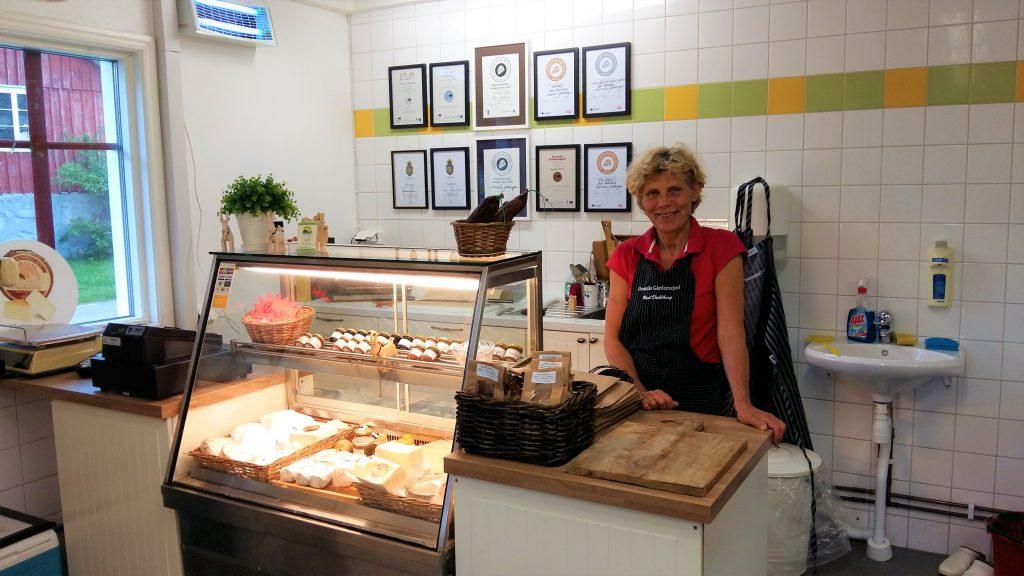 Orranäs Gårdsmejeri Goat Farm Shop - Things to do in Karlskrona, the Best Place to Visit in Sweden