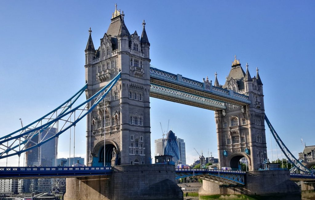 Tower Bridge London - 2 Days in London Itinerary