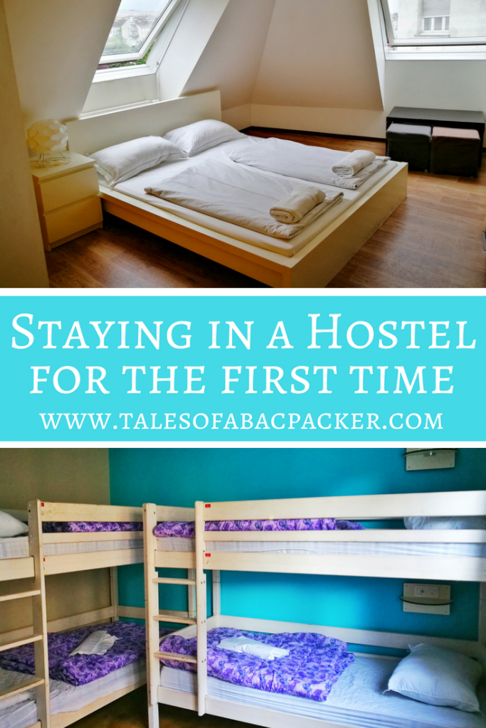 Hostels are a great way to meet other travellers and socialize, and with a private room you can still enjoy your alone time.  Here's why staying in a hostel for the first time really isn't that scary, even if you are over 30 like me! Are hostels safe? Is there an age limit for hostels? All your questions answered here! #Wombats #WombatsTraveller #London #Vienna #stayinginahostel #hostels #hotels #backpacking #budgettravel
