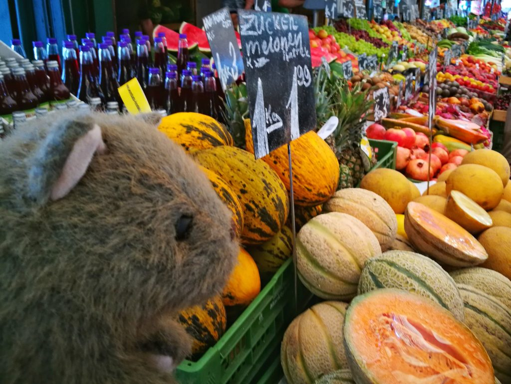 Where's Wagner? The Naschmarkt - Places to Visit in Vienna in 2 Days