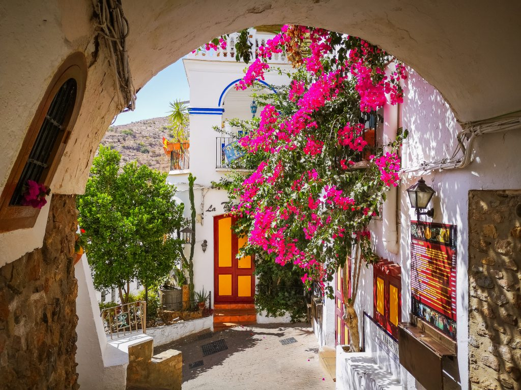 Beautiful Mojacar Pueblo: An Active Holiday in Spain - Things to do in Mojacar Spain