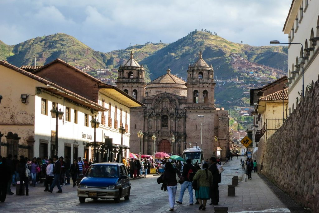 The altitude in Cusco Peru can be a problem for many visitors