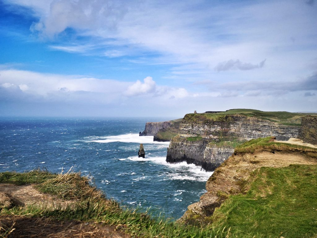 The Cliffs of Moher - Visiting the Cliffs of Moher from Galway