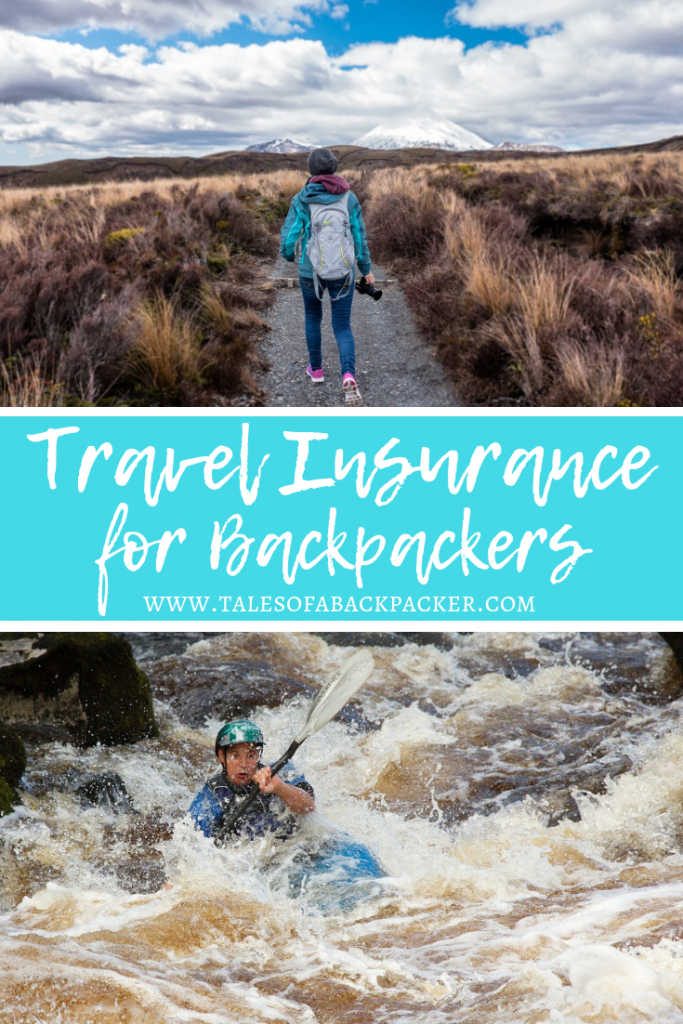 If you are planning any trip, and asking yourself 'do I need travel insurance?' the answer is YES! Travel insurance for backpackers is absolutely essential, as so many things can (and do) go wrong on the road. Havingtravel insurance to help pay the cost of lost and stolen items, medical bills and a whole host of other things can save you and your family a ton of money and heartache if the worst does happen. #Backpackers #TravelInsurance #TravelTips #Insurance #Travel