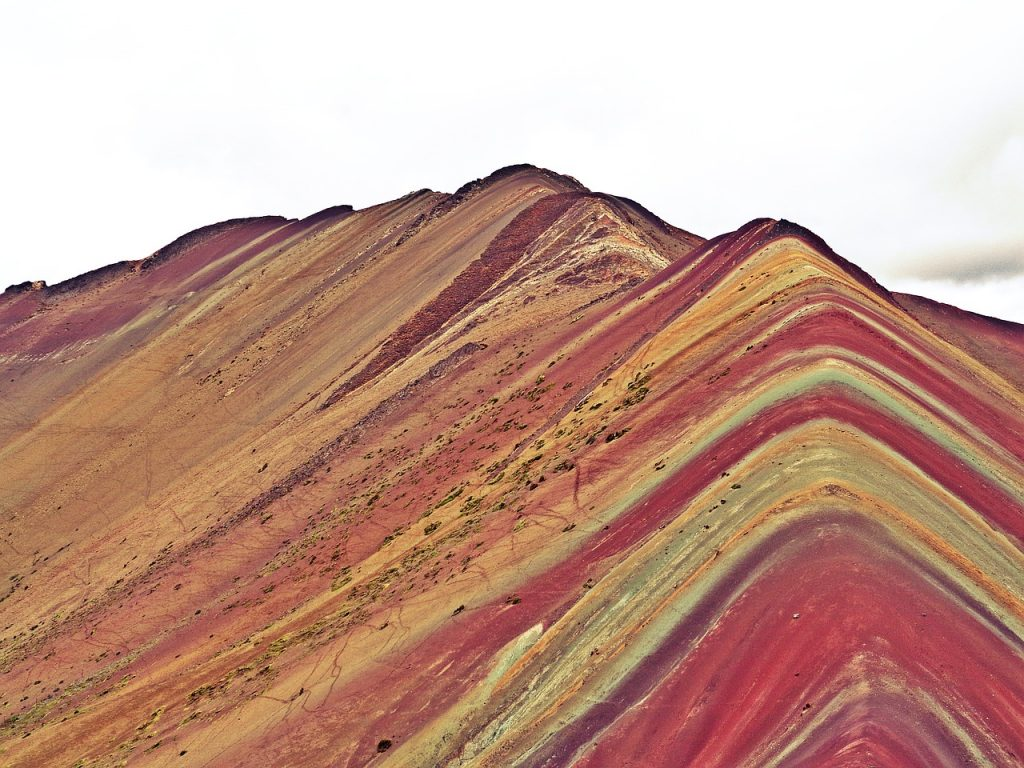 Rainbow Mountain - Day Trips from Cusco Peru