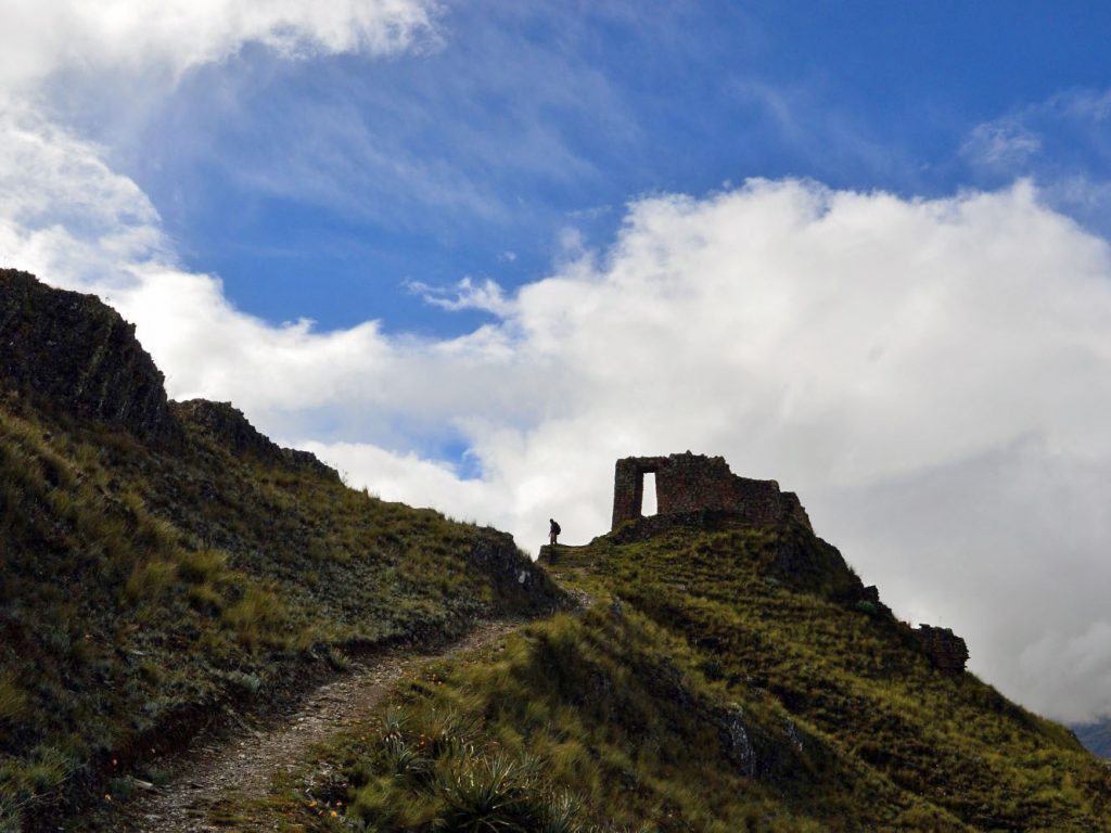 Hiking to Inti Punku Sun Gate in Ollantaytambo - The Best Hikes in Peru