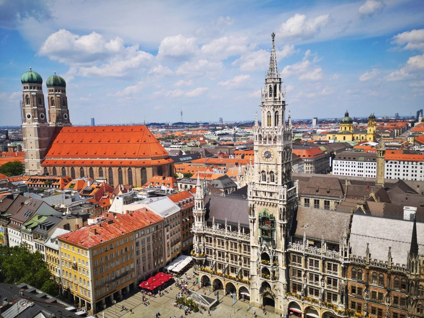 Two Days in Munich Itinerary: Things to do in Munich in 2 Days