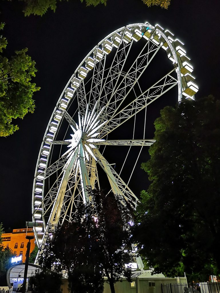 Things to do in Budapest at Night - The Budapest Eye