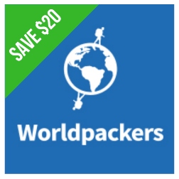 Save $20 on Worldpackers Membership - Worldpackers Discount Code