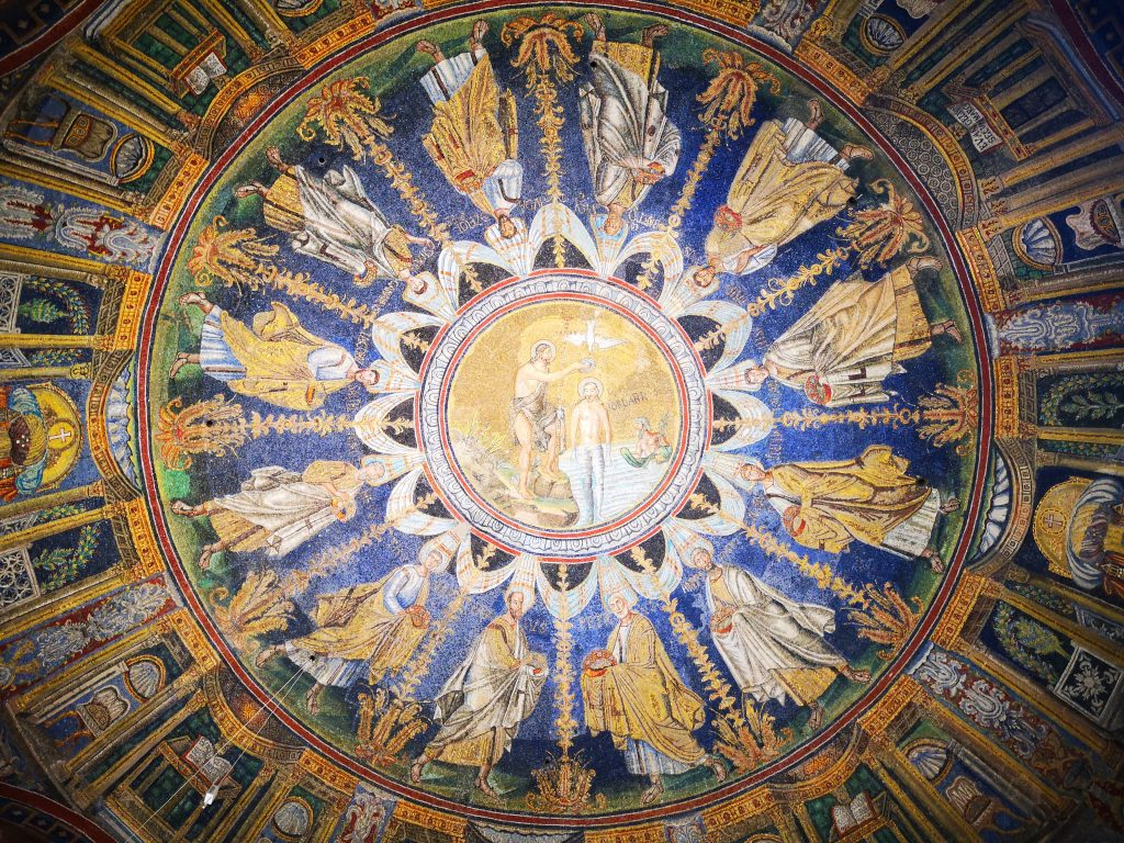 Beautiful Mosaics in Ravenna - A Day Trip from Bologna