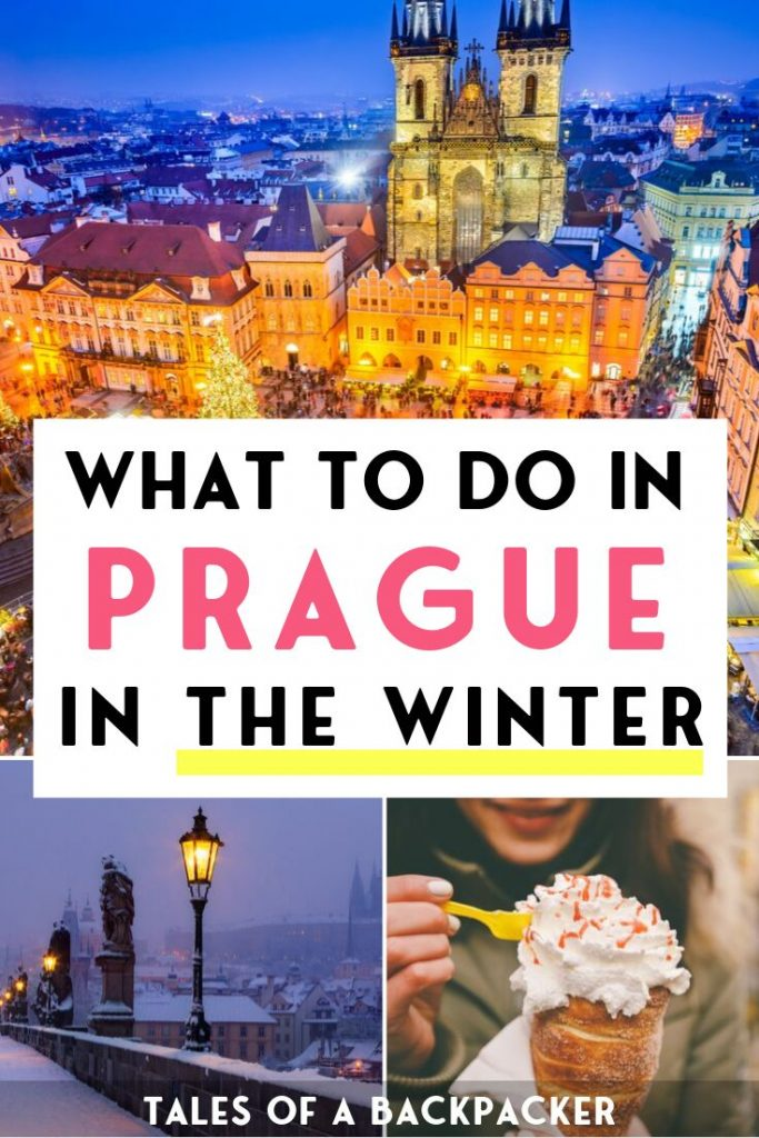 What to do in Prague in Winter