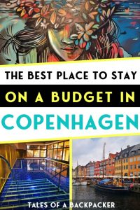 The Best Place to Stay in Copenhagen on a Budget