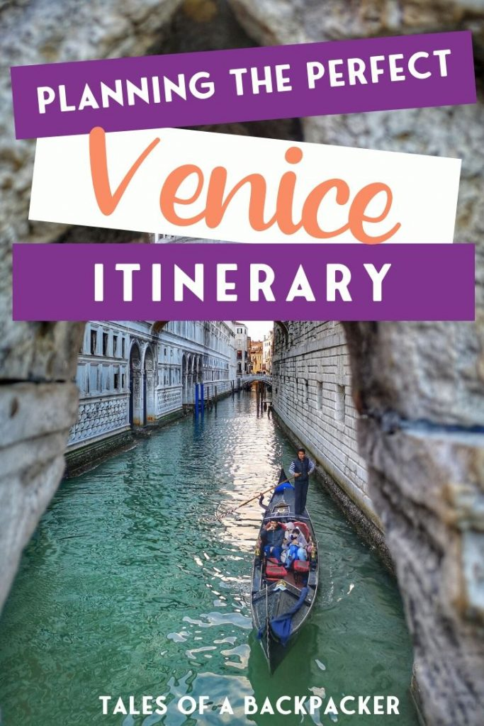 Planning the Perfect Venice Itinerary