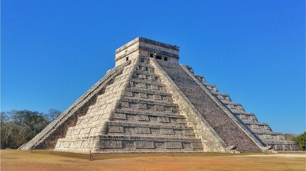 El Castillo Great Pyramid at Chichen Itza - Chichen Itza Tips
