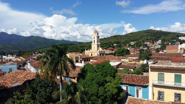 Beautiful Trinidad in Cuba - Travel The World Without Leaving Home