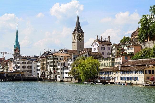 Exploring Zurich Switzerland