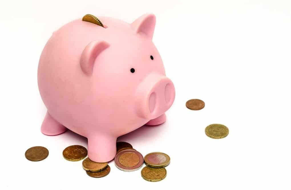 Piggy Bank and Money - How to Save money for Travel