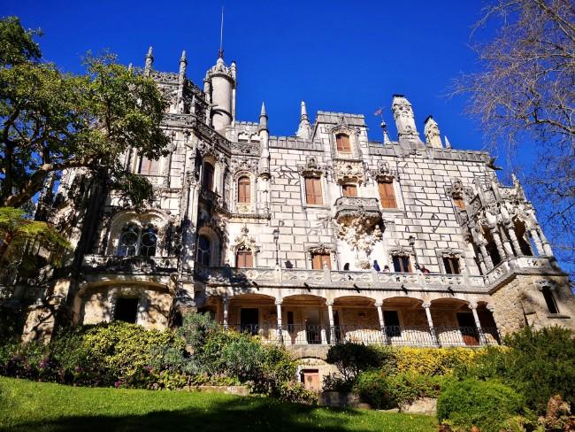 La Quinta da Regaleira in Sintra - Not a Castle but Still Beautiful