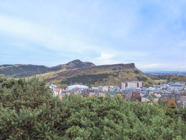 Arthurs Seat Edinburgh - The Best British Hikes
