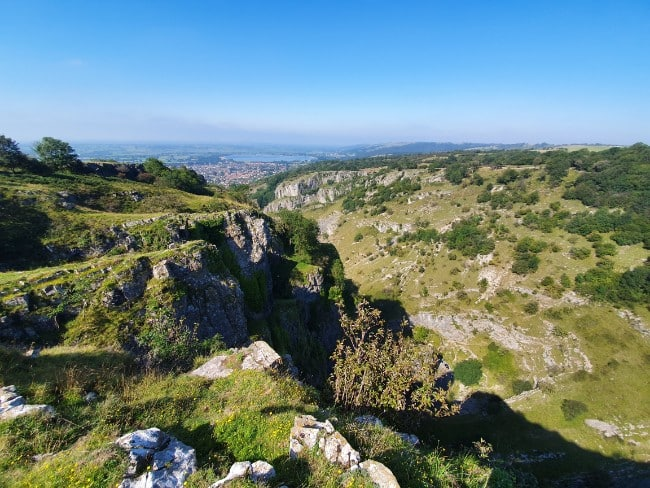 Cheddar Gorge - The Best Hikes in the UK