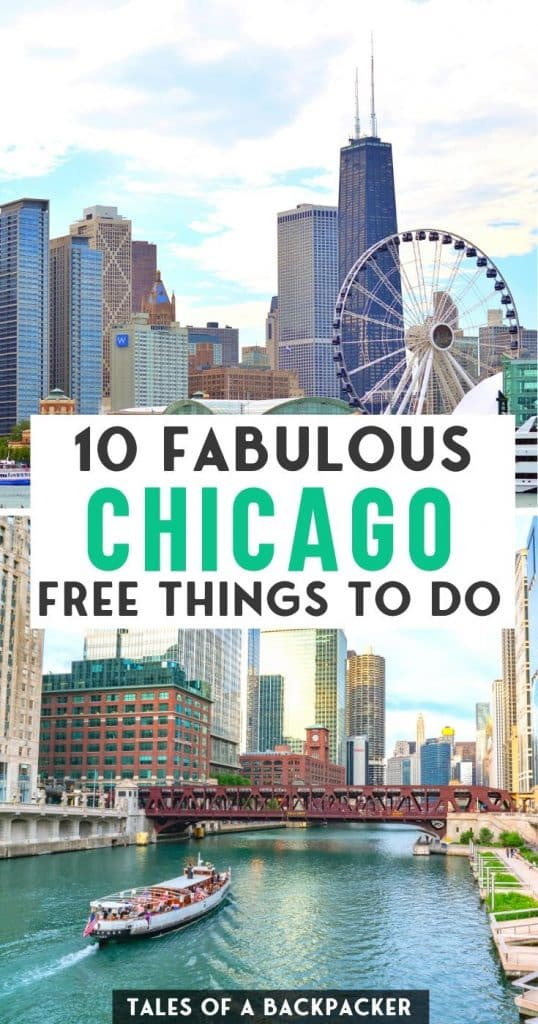 Pin for Chicago Free Things to Do