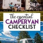 Campervan Essentials - The Ultimate Campervan Checklist