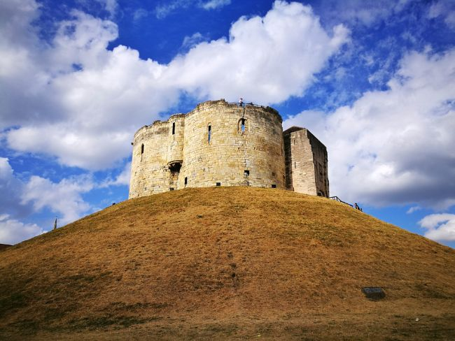 Clifford's Tower - Free Things to do in York