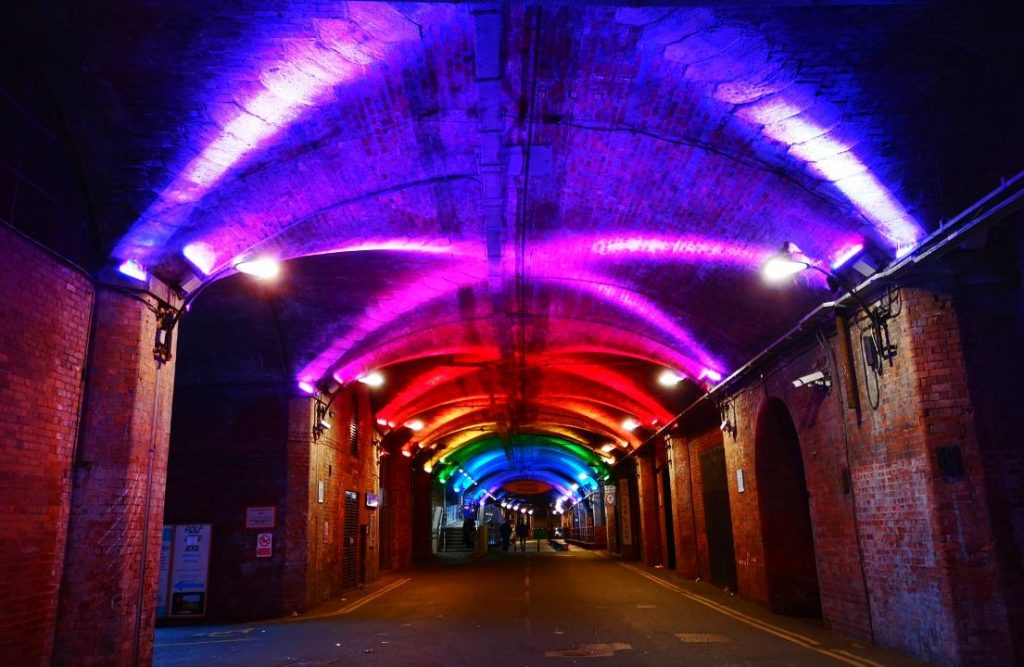 Things to do in Leeds City Centre - The Dark Arches in Leeds
