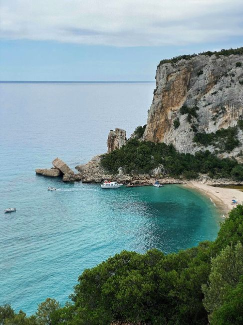 Cala Luna - Beautiful Beaches in Sardinia