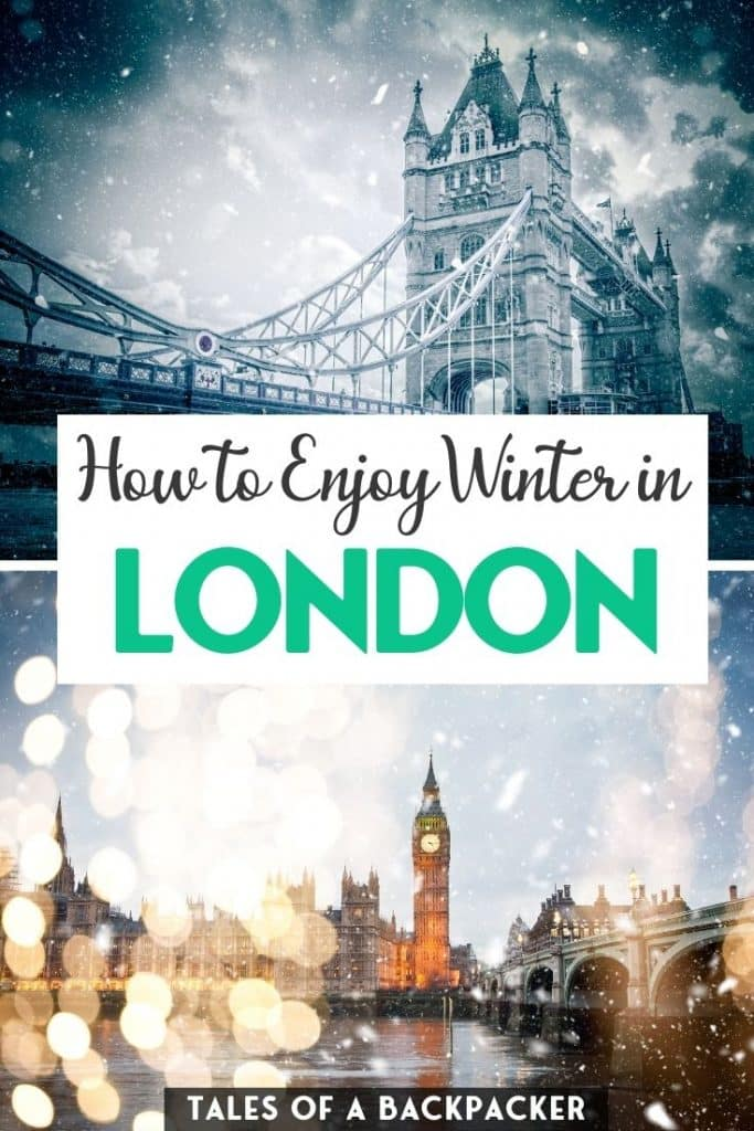 How to Enjoy Winter in London