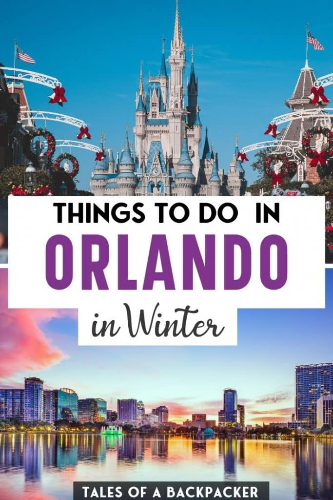 Things to do in Orlando in Winter