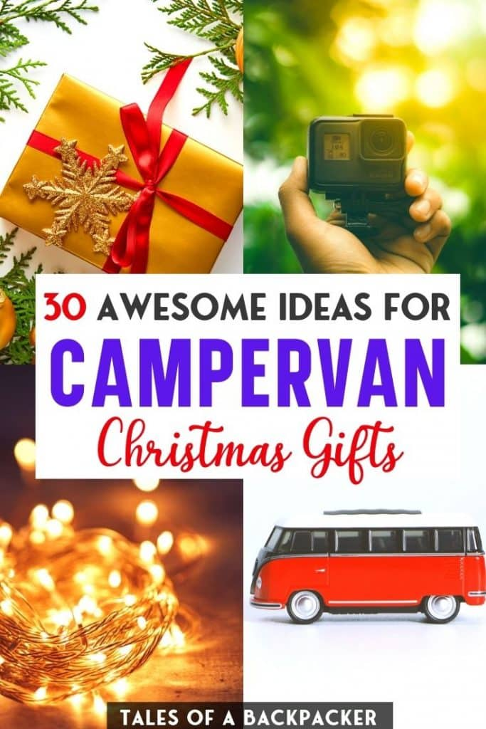 30 Awesome Ideas for Campervan Gifts