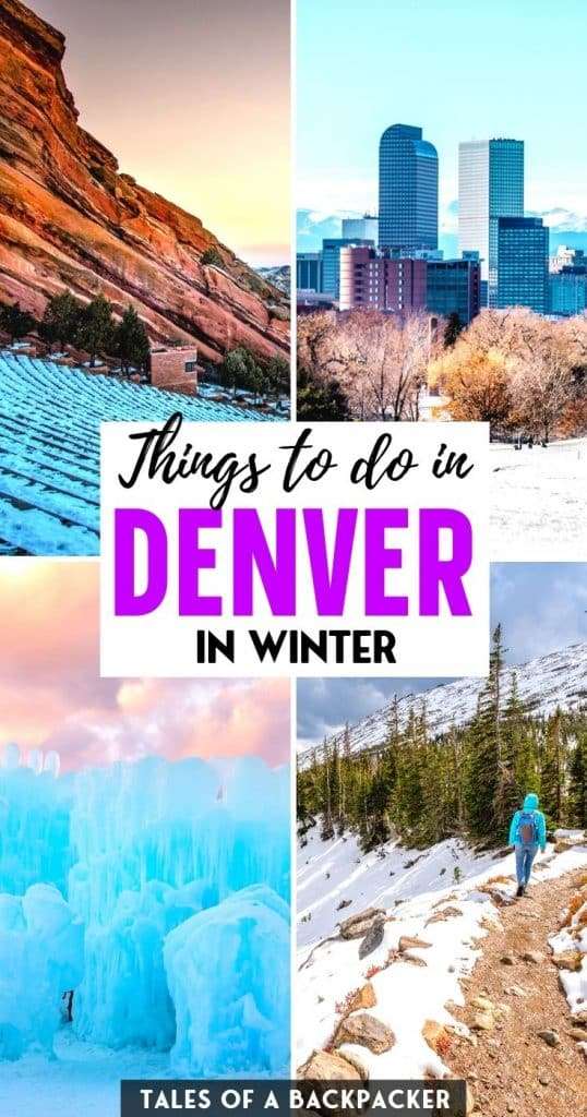Things to do in Denver in Winter