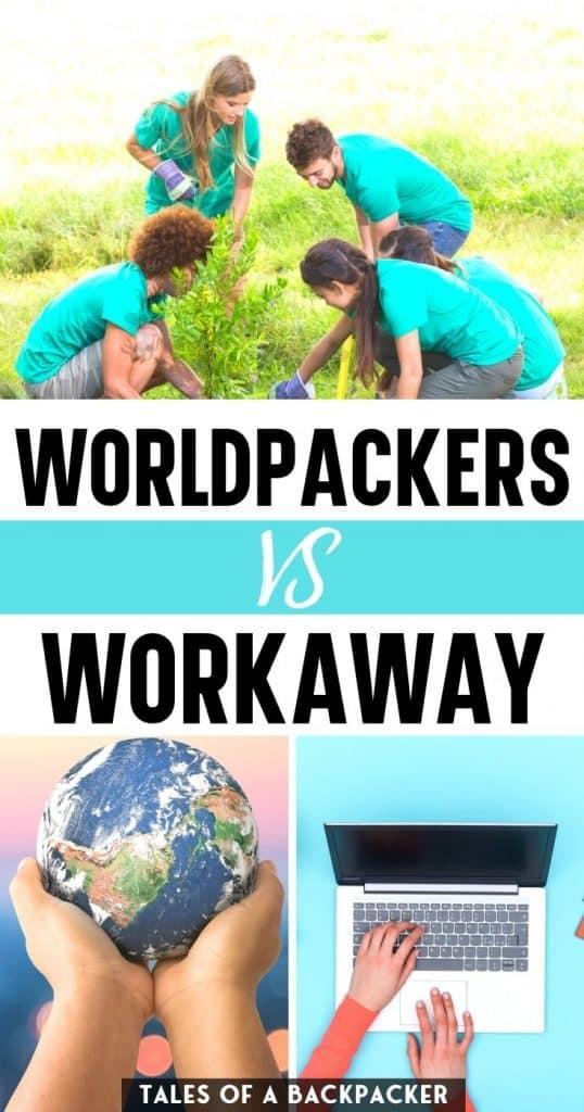 Worldpackers Vs Workaway