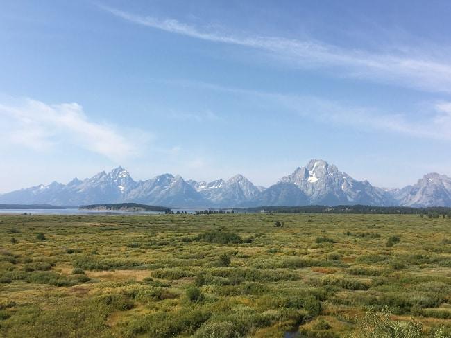 Grand Teton National Park - Cheap Weekend Breaks