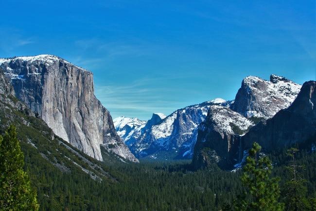 Yosemite - Romantic Weekend Getaways on a Budget