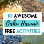 Pin for 10 Oahu Free Activites
